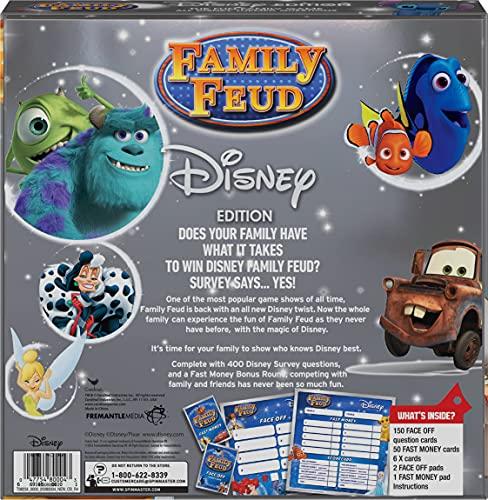 Disney Family Feud Trivia Game