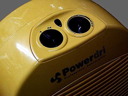 Ebac Powerdri, 18 Litre, Yellow