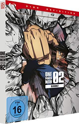 One Punch Man - Staffel 2 - Vol. 2 - [Blu-ray]
