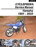 CPP-182-P PW50 Yamaha Motorcycle Printed Service Manual Cyclepedia
