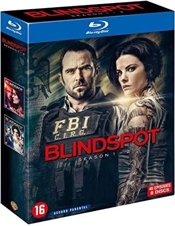 BLINDSPOT - STAGIONE DA 1 A 3 (14 DVD) COFANETTI SINGOLI, ITALIANI