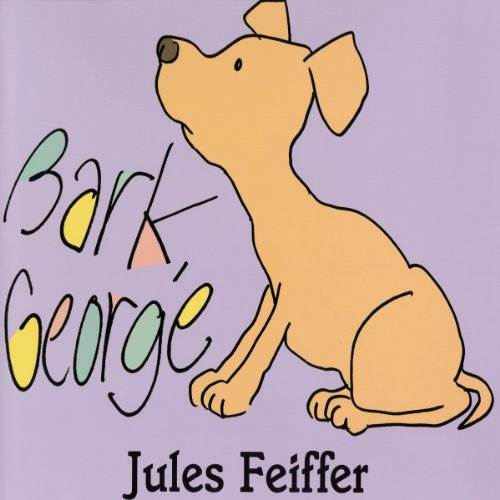 Bark, George cover art
