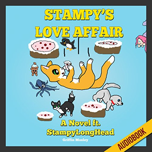 Stampy's Love Affair audiobook cover art