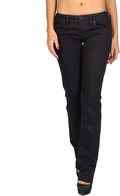 Diesel  Women's Jeans LOWKY 8Z1  Regular Slim  Straight