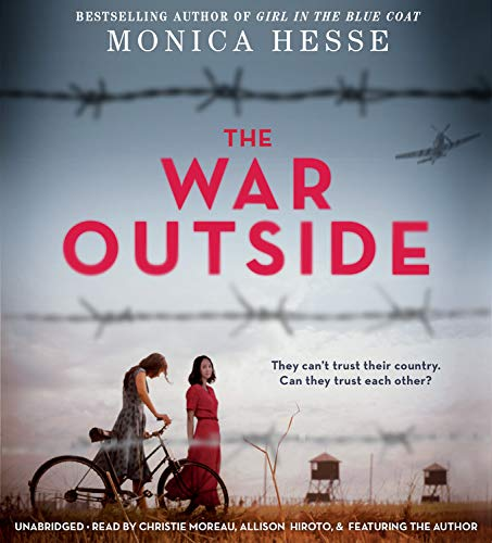 The War Outside Audiobook By Monica Hesse cover art