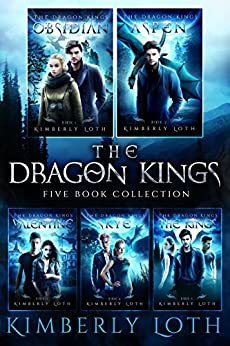 The Dragon Kings: The Complete Series by [Kimberly Loth]