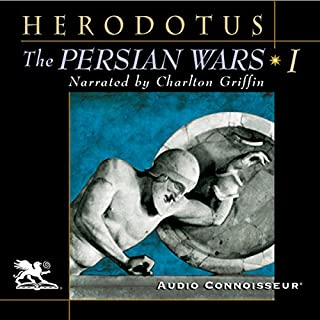 The Persian Wars, Volume 1 cover art