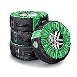 Skoda 000073900M Reifentasche Kompletträder 14-18 Zoll