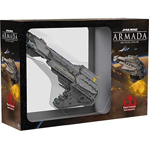 Asmodee Star Wars: Armada Nadiri-Starhawk - Juego de Mesa (versión Alemana)