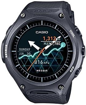 [カシオ] 腕時計 スマートアウトドアウォッチ Smart Outdoor Watch WSD-F10BK ブラック