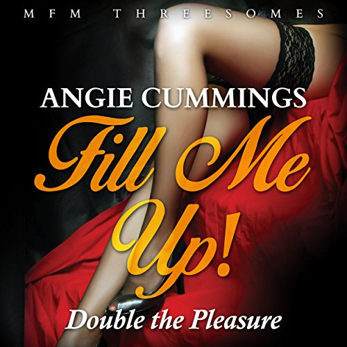 Fill Me Up! audiobook cover art