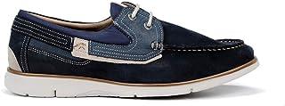 Fluchos 9763 Chaussures Bateau Homme Bleu 46 EU