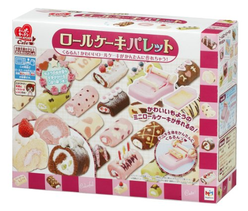 Megahouse Happy Kitchen Cafe Cake Roll Pallet (Japan Import)