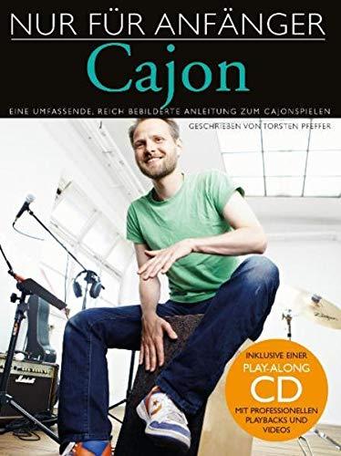 Nur Für Anfänger: Cajon: Lehrmaterial, CD für #F# Cajon