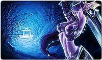 ワールドオブウォークラフト マウスパッド World of Warcraft マウスパッド 大型 WOW プレイマット ゲーミング オフィス最適 防水 滑り止め 耐久性が良いゲーム おしゃれ, ワールドオブウォークラフト マウスパッド ゲーミング マウスパッド ゲーム 水洗い 光学式マウス適用 60X35cm-384