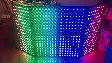 LED Dj Rectangular Small Facade Dj Booth (4 panels)