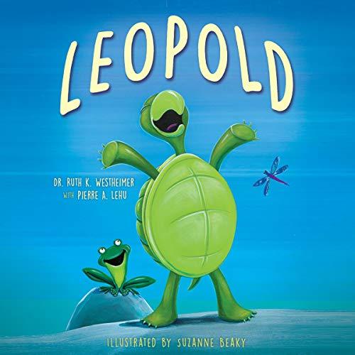 Leopold audiobook cover art