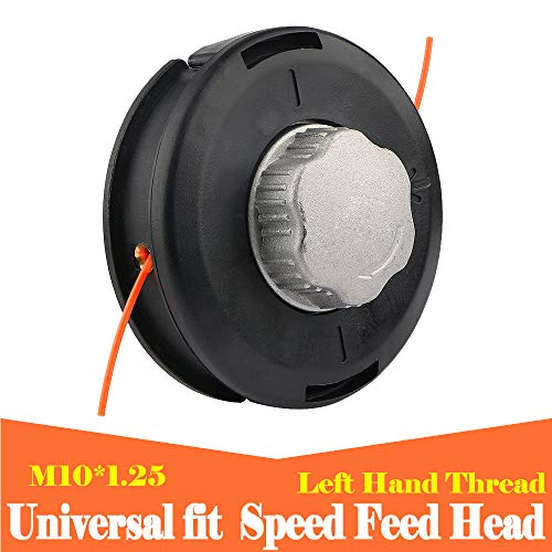 LuckyHH 539137 Universalkopf Tap and Go für Motorsense 33 bis 50 CC