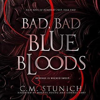 Bad, Bad Bluebloods cover art