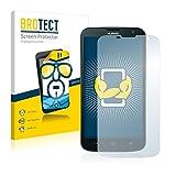 BROTECT Schutzfolie kompatibel mit Huawei Ascend G730 (2 Stück) klare Bildschirmschutz-Folie