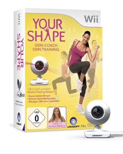 Your Shape inkl. Motion-Tracking Kamera