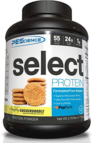 Select Protein Powder, Gourmet Vanilla