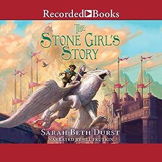 The Stone Girl's Story audiobook cover art