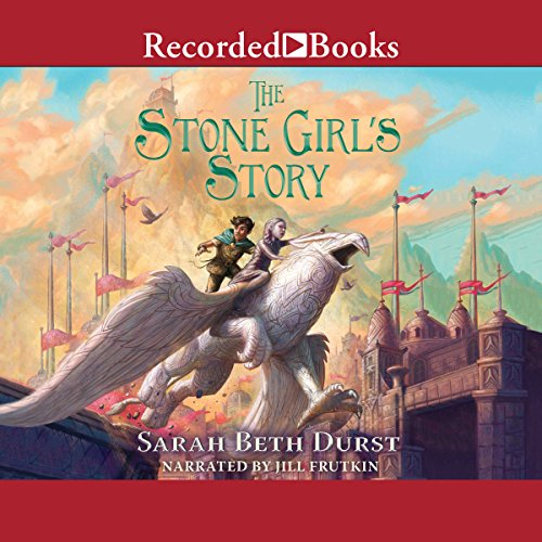 The Stone Girl's Story audiobook cover art