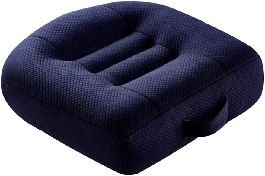Car Booster Seat Cushion Portable Breathable Posture Max 66% OFF Mes Special sale item