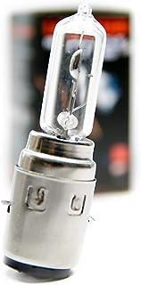 2 x H6 Motorrad Lampe BA20d Roller Halogen Birne 35/35W Glühbirne 12V