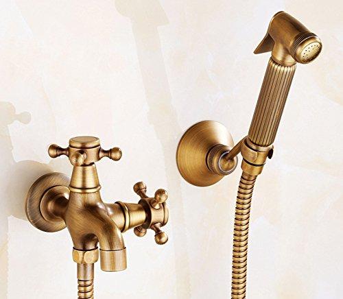 GFEI rappel du robinet antique machine à laver, douches et toilettes, les toilettes au pistolet, pistolet à eau,g