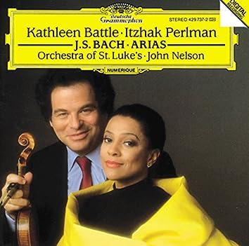 J.S. Bach: Arias for Soprano and Violin