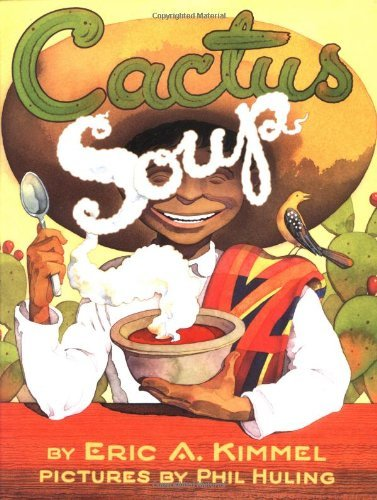 Cactus Soup (English Edition)