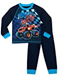 Blaze and the Monster Machines Pijama para Niños Multicolor 3-4 Años