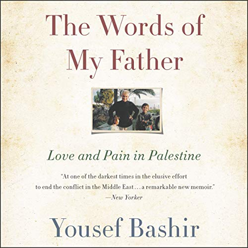 The Words of My Father audiobook cover art