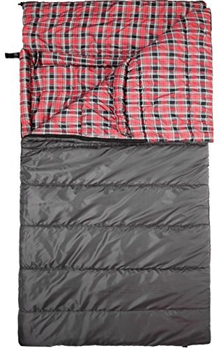 TETON Sports Celsius Hybrid XL -18C/0F Sleeping Bag; 0 Degree Envelope Style Sleeping Bag Great for Cold Weather Camping; Free Compression Sack Included by Teton Sports