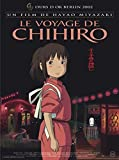 Close Up Spirited Away Poster Chihiros Reise ins Zauberland