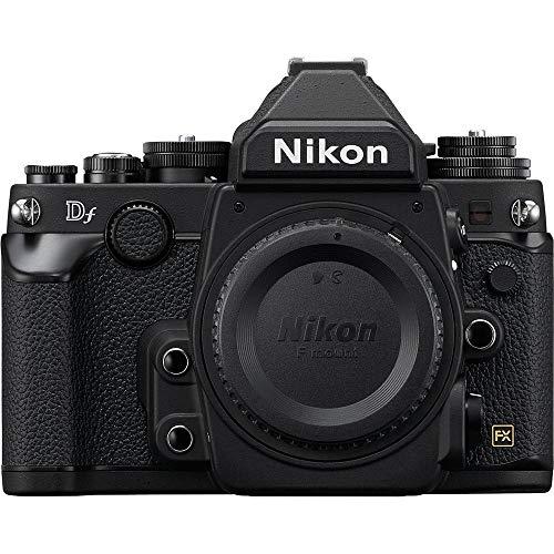 NIKON Fotocamera Reflex Nikon DF Body (Solo Corpo) CMOS FX da 16,2MP Nera