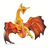 Safari - Lava Dragon Fantastic Creatures, Multicoloured (S100211)
