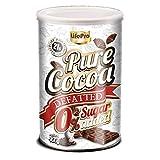 Life Pro Fit Food Pure Cocoa 400g. Cacao 100% Puro con una textura fina. Polvo de cacao alcalinizado y desgrasado
