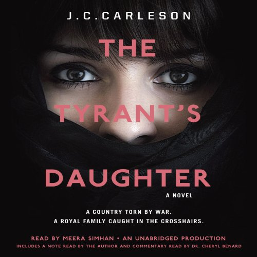 The Tyrant's Daughter audiobook cover art