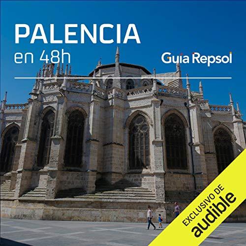 Diseño de la portada del título Palencia en 48 horas