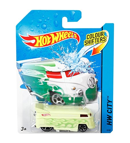 Hot Wheels Vehículos Color Shifters, coches de juguete (mod