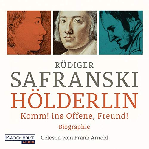 Couverture de Hölderlin