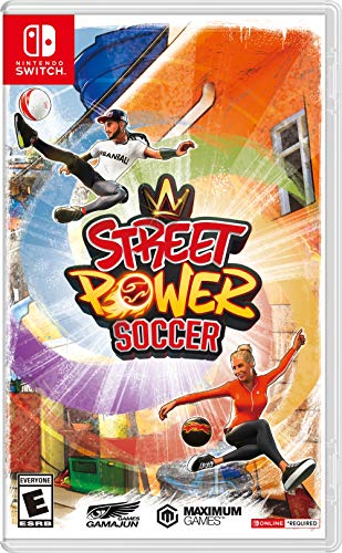 Street Power Soccer (NSW) - Nintendo Switch