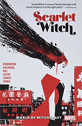 Scarlet Witch Vol. 2: World of Witchcraft