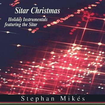 Sitar Christmas