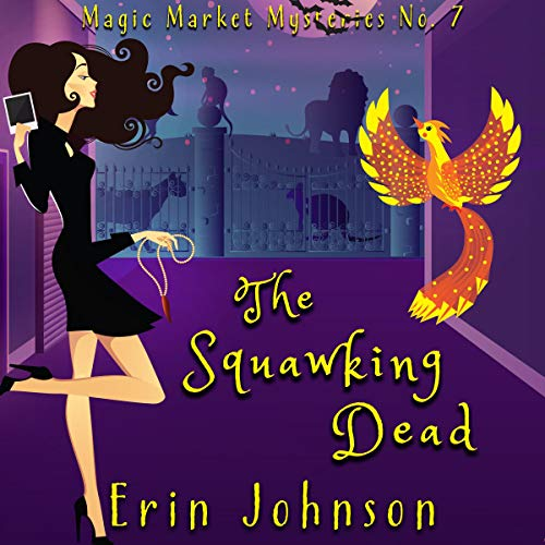 The Squawking Dead  By  cover art