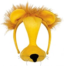 Small World Toys Furree Faces - Lion Mask w/sound