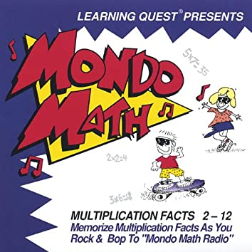 Mondo Math;Multiplication